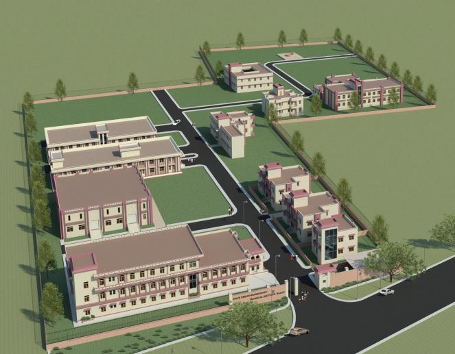 Bagar Site Plan